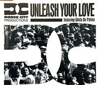 Dodge City Productions Maxi CD Unleash Your Love - Europe (M/EX)