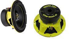 Ground Zero GZRW30XSPL-D2 SPL Power 1500W Subwoofer SPL 30cm 300mm