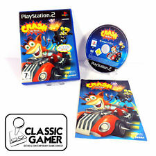 Crash Tag Team Racing (PS2) *Near Mint*
