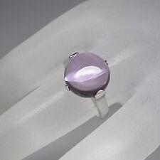 Moderner Ring mit ca. 6,00ct Amethyst in 750/18K Weißgold UVP. 1.250,-€