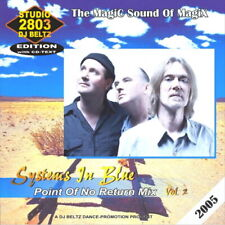 #YS044A - SYSTEMS IN BLUE - Point Of No Return Mix vol 2 [1CD] MODERN TALKING