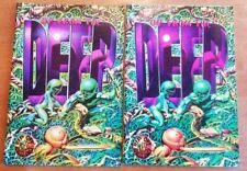 Up From The Deep #1 Rip Off Press 1971 1st & 2nd Prints Corben Art Great Shape