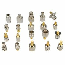 20 Type N BNC to SMA Kits Connectors WiFi Antenna Converter Universal Adapter