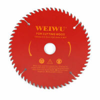 6 Inch 40 Teeth Carbide Tipped Circular Saw Blade For Wood Cutting Woodworking