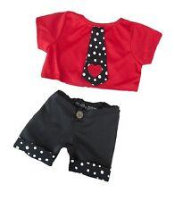 "Teddy Bear Clothes -Party Hearty Outfit, fits 16"" teddy mountain & Build a Bear"