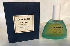 BATH & BODY WORKS ILE DE TAHITI TIARE FLOWER EAU DE TOILETTE PERFUME 1.7 OZ NEW