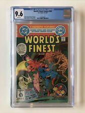 World's Finest Comics #265 CGC 9.6 Don Newton - Jim Aparo 1980