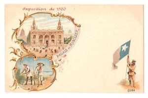 FRANCE 1649-EXPOSITION DE 1900 No.19 C -PALAIS DU MOBILIER