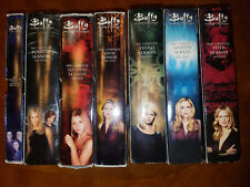 Buffy the Vampire Slayer Complete Series Set 1-7 Season DVDs with Bonus Material