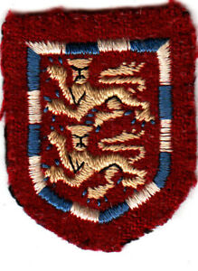 Boy Scout Badge unamed embroidered on felt Jersey County