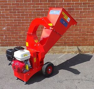 Oxdale Del Morino 13hp Honda Engine Driven Chipper