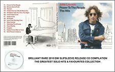 John Lennon - The Very Best Essential Greatest Hits Compilation - RARE 2010 CD