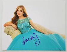 Jackie Evancho Signed 8x10 Photo Opera Classical Singer LEGEND RAD