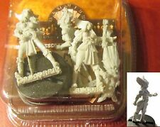 Black Scorpion FF35 Amazon Linewomen (4) Miniatures Female Fantasy Football Team