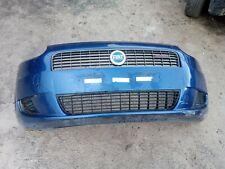 Fiat punto front bumper Grande Blue 2006-2011