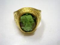 Ring Lucky Magic Talisman Jewelry Gem Healing Mantra Power Spiritual Thai Amulet