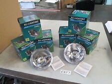 Sylvania SLI Halogen Reflector Lamp SA111 SP 100W 12V #12010 G53 Lot of 6 (NIB)