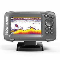 Fishfinder Freshwater Saltwater Fish Locator Boat Sonar GPS Sounder Fishing Find