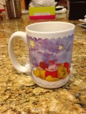 "Houston Harvest Disney Winnie the Pooh, Tigger & Piglet 4-3/4"" Mug 00004000"