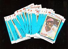 1982 Topps K-Mart  #33 1978 Jim Rice 24 Card Lot Nice!