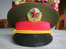 87's series China Pla Army General Cap,Hat