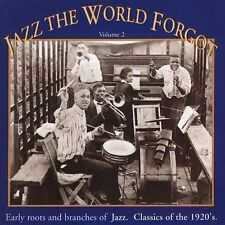 NEW Jazz the World Forgot, Vol. 2 (Audio CD)