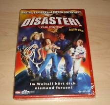 DVD Disaster! - The Movie - DTS - I Weltall hört dich niemand ... Neu OVP