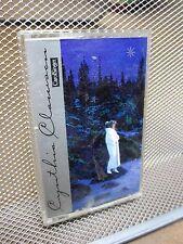 CYNTHIA CLAWSON cassette tape Carolsinger piano Christmas 1988 Lully Lulla OG