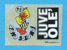 JUVE NELLA LEGGENDA-Ed.MASTER 91-Figurina/TRASFERELLO- JUVE OLE' -NEW