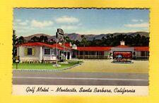 Santa Barbara,CA California,Golf Motel- Montecito Coast Highway #101