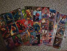 X-Men 1994 Ultra Fleer Collector Cards (FULL SET)