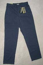NWT Mens BLACKHAWK TACTICAL Blue STRETCH NYLON DRESS PANTS size 34x34 EXTENDER