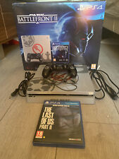 Ps4 edition Limit Star wars battlefront 2 1to De Stockage 1 Jeu The Last Of Us 2