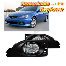 For 2005 2006 Acura RSX Driving Fog Lights Lamps on/off Switch+Wire Clear