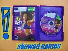 Zumba Fitness Rush - cib - XBox 360 Microsoft