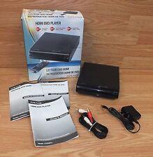 Genuine Craig (CVD401a) 1080p HDMI DVD Player With Power Supply Bundle **READ**