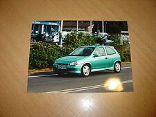 PHOTO DE PRESSE ( PRESS PHOTO ) Opel Corsa Eco 3 de 1995 OP033