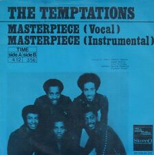"""TEMPTATIONS – Masterpiece (1973 MOTOWN VINYL SINGLE 7"""" HOLLAND)"""