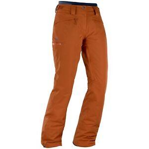 SALOMON Womens Ski AdvancedSkin QST Snow Pants Size S