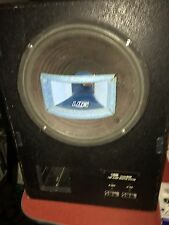 "UREI 809 Studio Monitors Universal Audio World Class Vintage Speakers 12 Inch """