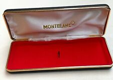 Original Mont Blanc Fountain Pen SET EMPTY BOX, NOS, 1950 (#AR2920)