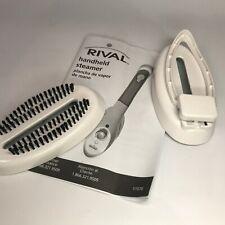 Rival Garment Steamer Accessories 11570 Manual Fabric Brush & Crease Attachment