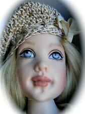 "HELEN KISH 2014 RESIN BJD DOLL ~ ZOE ""SHABBY CHIC"" 11"" TALL LE75"
