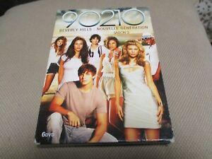 "Rare! Box 6 DVD "" 90210 - beverly Hills, New Generation: Season 2 """