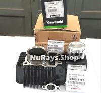 Genuine Kawasaki Kaze Cylinder Kit Standard Block Piston Rings