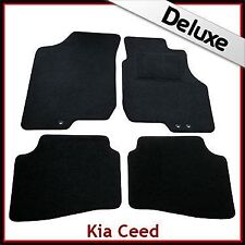 Kia Ceed (2007 2008 2009 2010 2011) Tailored LUXURY 1300g Car Mats (3 Holes)