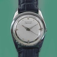 WITTNAUER Vintage 50's Fancy Original  Dial Automatic Men's watch