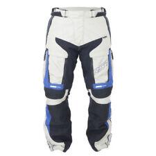 Pantalons bleus textiles tous pour motocyclette