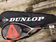 Dunlop Hyperfibre XT Revelation 135 Squash Racket- NEW