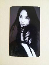 FX F(X) Photo Card PHOTOCARD - Krystal (  fan-made, similar texture)